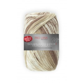 Pro Lana Golden Socks 100g Fjord Socks / SMĖLIS